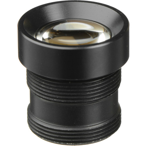"Marshall Electronics 16mm f/2.0 Miniature Custom OEM Lens for 1/3"" and 1/2"" CCD"