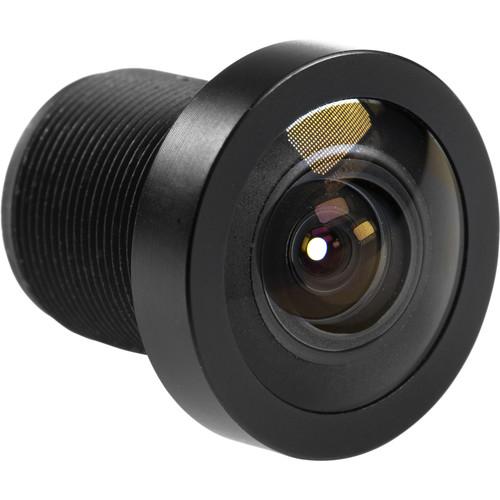 "Marshall Electronics V-4402.1-2.5-HR 1/3"" M12 Mount 2.1mm f/2.5 Hi-Res Miniature Lens"