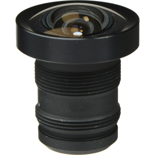 "Marshall Electronics V-4402.5-2.5-HR 1/3"" M12 Mount 2.5mm f/2.5 Hi-Res Miniature Lens"