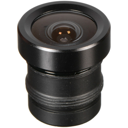 "Marshall Electronics V-4403.0-2.0-HR 1/3"" M12 Mount 3mm f/2.0 Hi-Res Miniature Lens"
