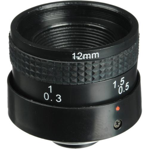Marshall Electronics V-4512 12mm f/2.0 Lens