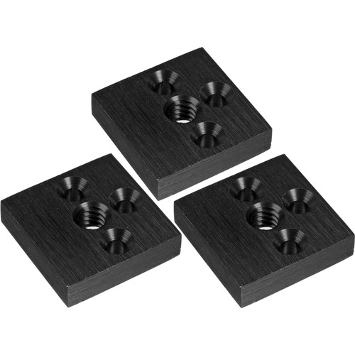 Marshall Electronics V-LCD70TMB-02 Tripod Mount Brackets (Set of 3)