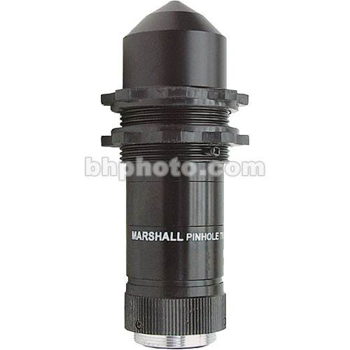 Marshall Electronics V-PL25/CS12 2.5mm f/2.8 Wide Angle Pinhole Lens