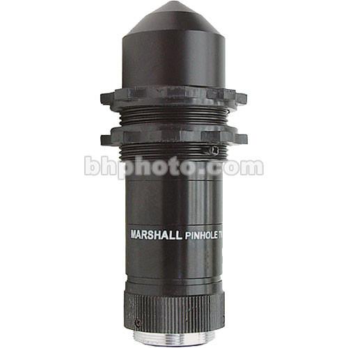 Marshall Electronics V-PL25/CS12 2.5mm f/2.8 Wide Angle Pinhole Lens