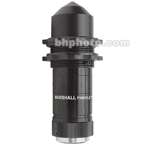 Marshall Electronics V-PL60CS 6mm f/1.8 Pinhole Lens