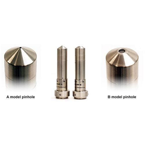 Marshall Electronics V-ZPL-HITEMP-A 3.6-18mm f/1.8 Stainless Steel Pinhole Lens