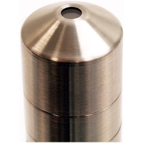 Marshall Electronics V-ZPL-HITEMP-B 3.6-18mm f/1.8 Stainless Steel Pinhole Lens