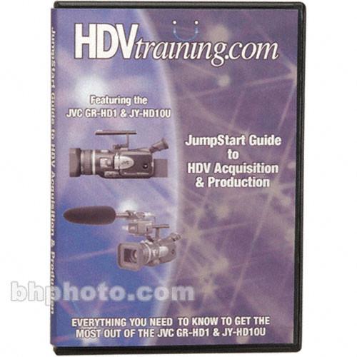 MasterWorks DVD: HDV Video Training