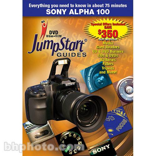 MasterWorks DVD: Jumpstart Training Guide for the Sony Alpha Digital SLR Camera