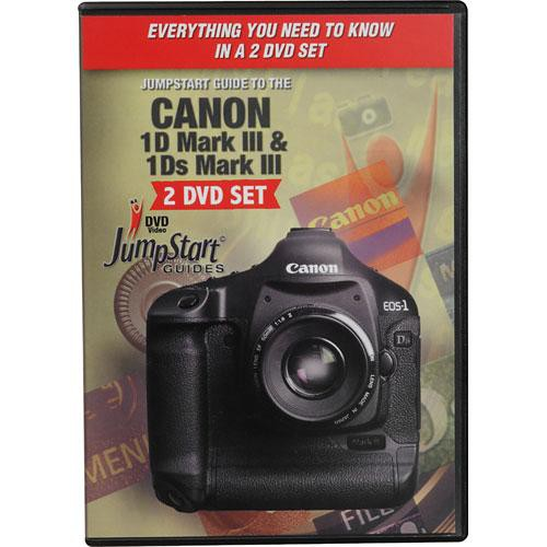 MasterWorks DVD: Jumpstart Guide to the Canon EOS 1D/1Ds Mark III