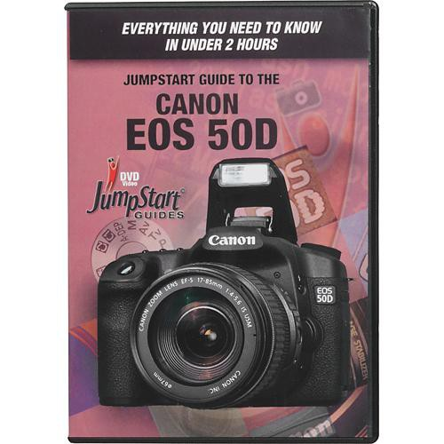 MasterWorks DVD: Jumpstart Guide to the Canon EOS 50D