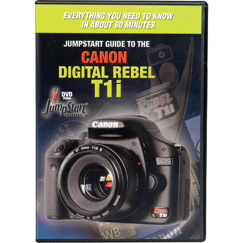 MasterWorks DVD: Jumpstart Guide to the Canon EOS Rebel T1i / 500D