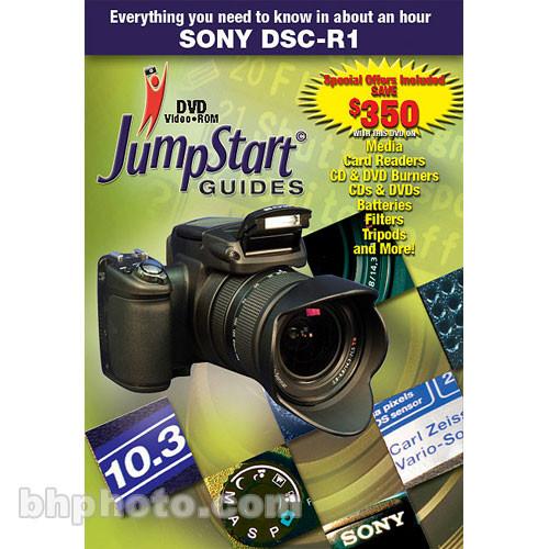 MasterWorks DVD: Jumpstart Training Guide for the Sony DSC-R1 Digital Camera