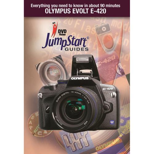 MasterWorks DVD: Jumpstart Training Guide for the Olympus E420 Digital SLR Camera