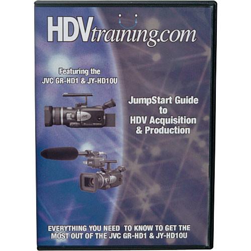 MasterWorks DVD: Jumpstart Guide for the JVC HD 10U Camcorder