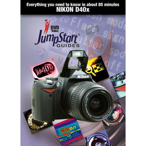 MasterWorks DVD: Jumpstart Guide to the Nikon D40x