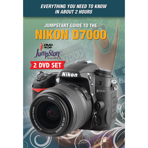 MasterWorks DVD: Jumpstart Guide to the Nikon D7000