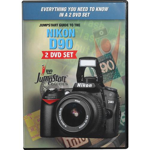 MasterWorks DVD: Jumpstart Guide to the Nikon D90