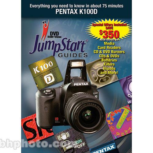 MasterWorks DVD: Jumpstart Training Guide for the Pentax K100D Digital SLR Camera