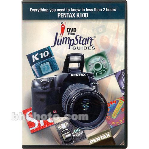 MasterWorks DVD: Jumpstart Training Guide for the Pentax K10D Digital SLR Camera