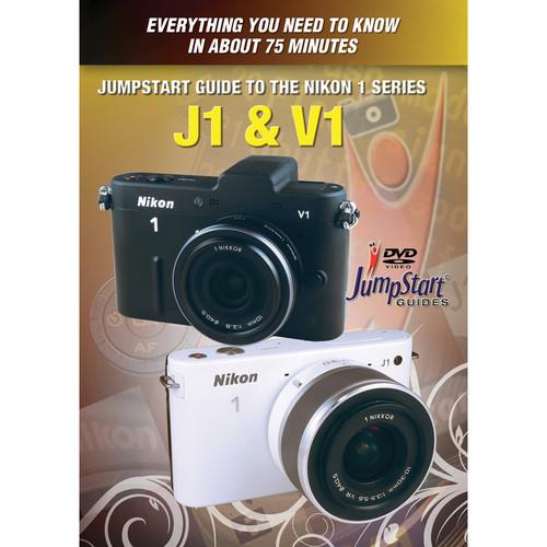 MasterWorks DVD: Jumpstart Guide to the Nikon J1 & V1
