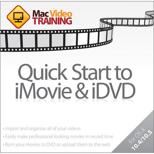 MasterWorks DVD: Quick Start to iMovie & iDVD