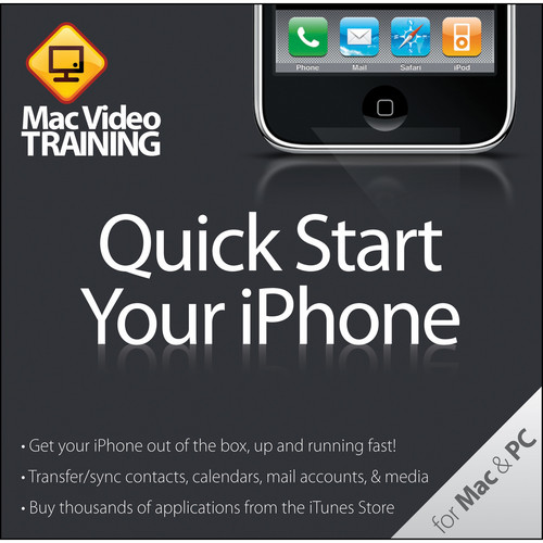 MasterWorks DVD: Quick Start Your iPhone