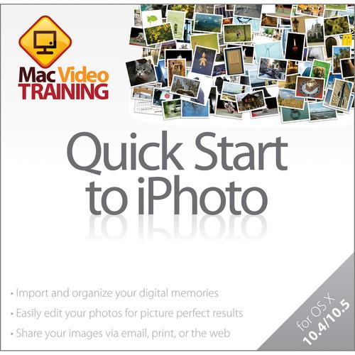 MasterWorks DVD: Quick Start to iPhoto