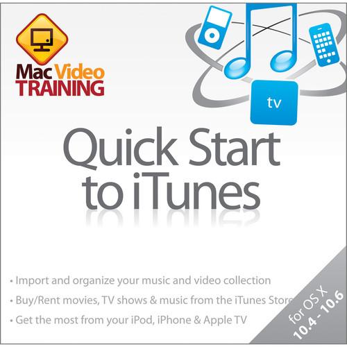 MasterWorks DVD: Quick Start to iTunes