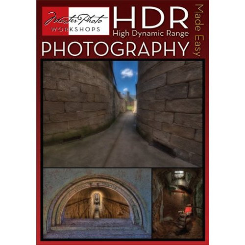 Master Photo Workshops DVD: HDR (High Dynamic Range) Photography Made Easy by Tony Sweet