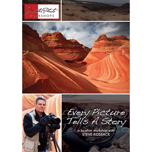 Master Photo Workshops DVD: Every Picture Tells A Story