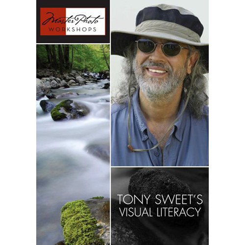 Master Photo Workshops DVD: Tony Sweet's Visual Literacy: Photography Workshop