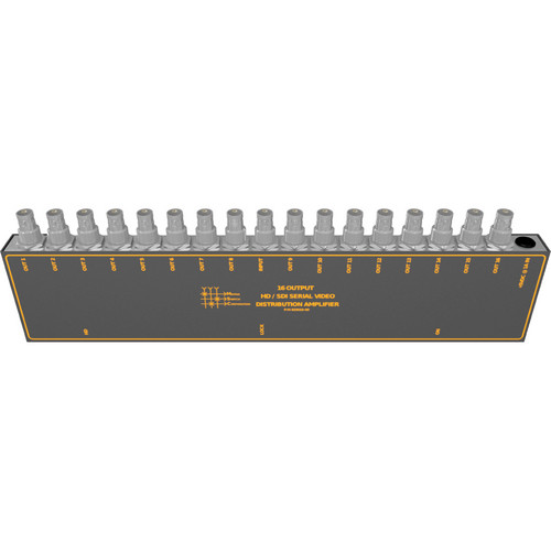 Matrix Switch MSC-HDDA16 HD-SDI/SDI Distribution Amplifier