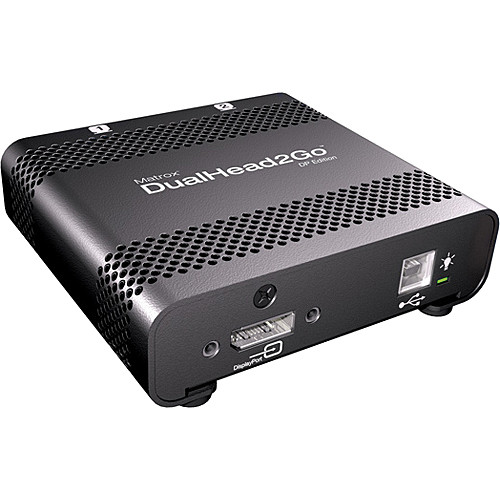 Matrox DualHead2Go DP Edition