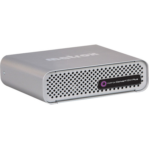Matrox DVI Plus HD-SDI Scan Converter