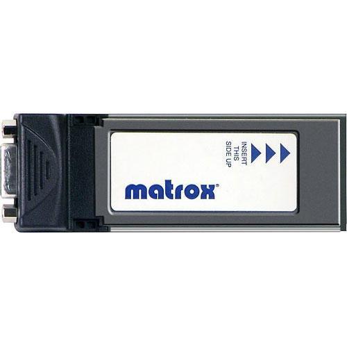 Matrox ExpressCard/34 Host Card for MXO2