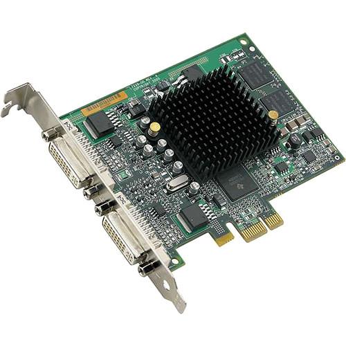 Matrox G550 PCIe x1 32-Bit Graphics Card