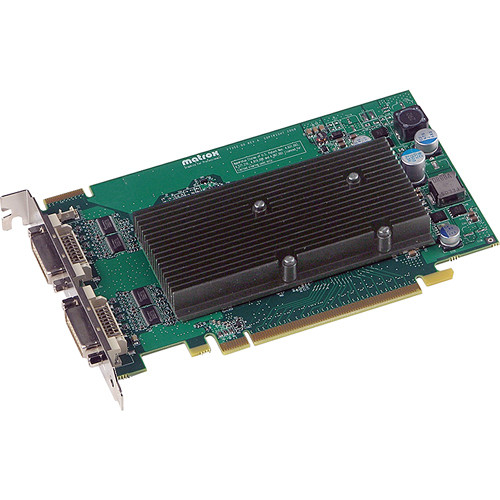 Matrox M9125 PCIe x16 Graphic Display Card