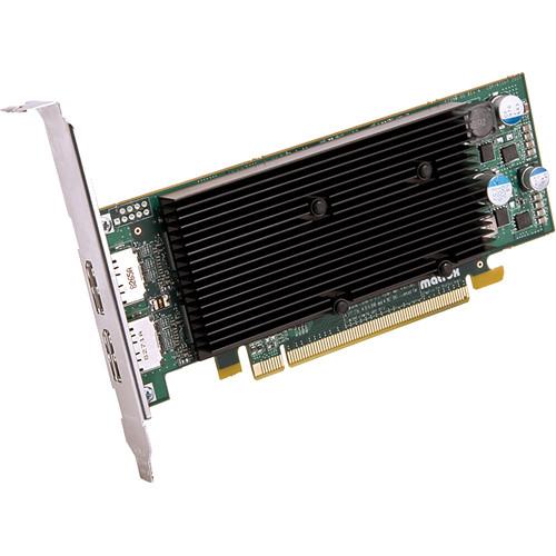 Matrox M9128 Low-Profile PCIe x16 Graphic Display Card