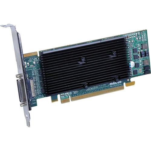 Matrox M9140 Low-Profile PCIe x16 Graphic Display Card