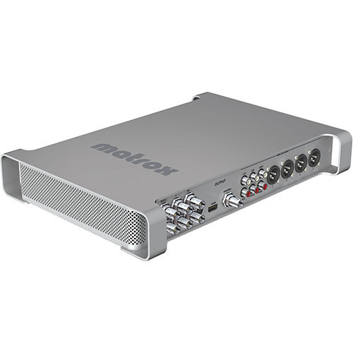 Matrox MXO2 External Video I/O for PC/Mac