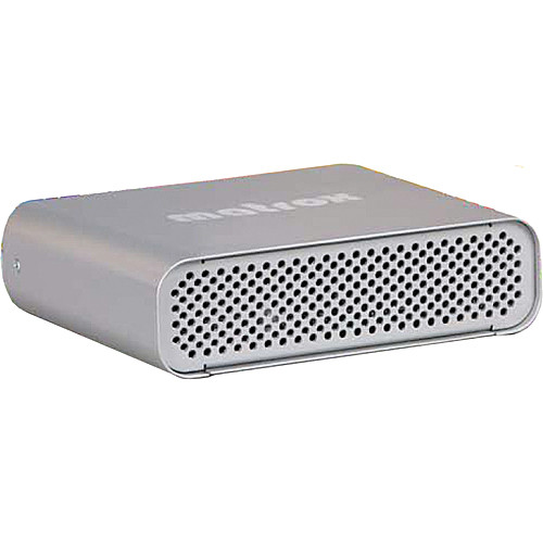 Matrox MXO External HD and SD Video Output for Mac