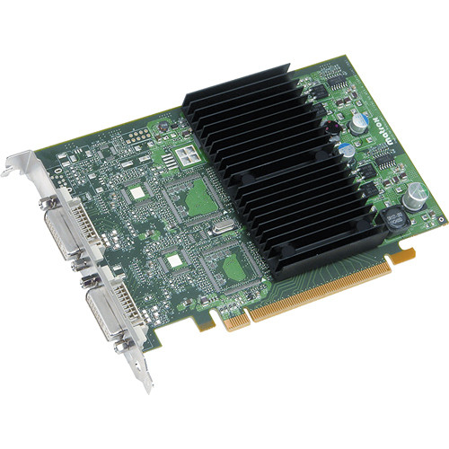 Matrox P69/690 PCI x16 128MB DDR2 Dual Head Graphics Card