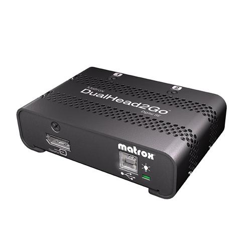 Matrox DualHead2Go Digital SE Graphics eXpansion Module
