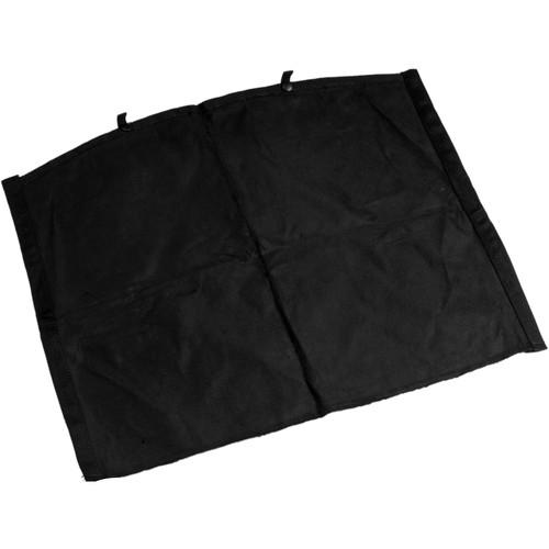 "Matthews RoadRags Black Flag - 18 x 24"""