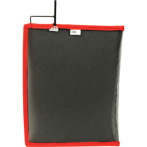 "Matthews Open End Scrim - 18x24"" - Black Double"