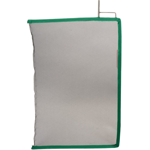 "Matthews Open End Scrim - 24x36"" - Black Single"