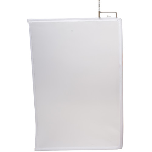 "Matthews Open End Scrim - 24x36"" - White 1/4 Stop"