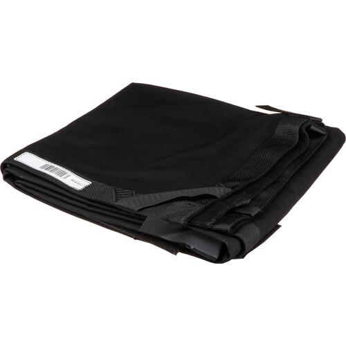"Matthews RoadFlag Fabric, Solid  Black - 48x48"" (1.2x1.2m)"