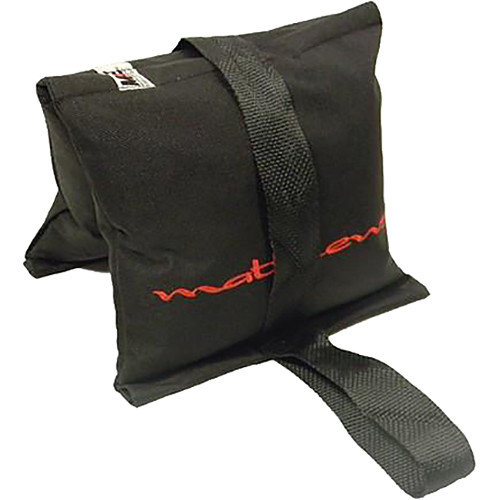 Matthews Sandbag - Black - 15 lb (Filled)